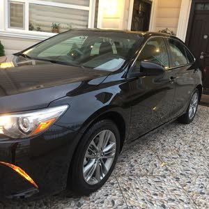 Used condition Toyota Camry 2017 with  km mileage