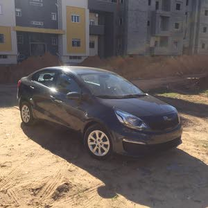 Kia Rio 2016 For sale - Brown color