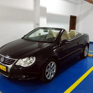 VW Volkswagen EOS Convertible coupe mint condition only 88,000km GCC specs Expat leaving soon