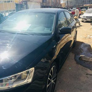 Black Volkswagen Jetta 2016 for sale