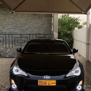 Gasoline Fuel/Power   Toyota GT86 2015
