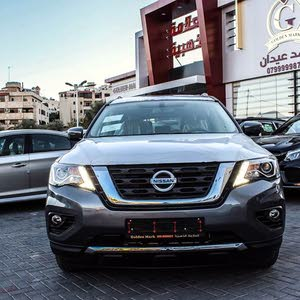 Automatic Nissan 2018 for sale - New - Amman city