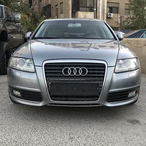 50,000 - 59,999 km Audi A6 2011 for sale