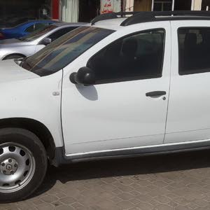 Used condition Renault Duster 2014 with +200,000 km mileage