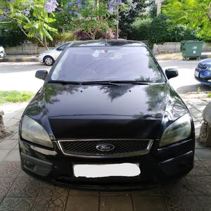 Used condition Ford Focus 2007 with +200,000 km mileage
