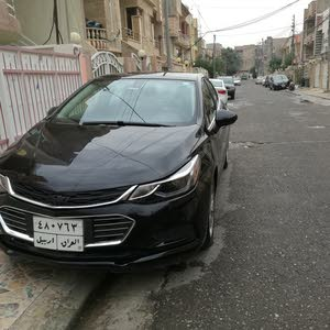 For sale Chevrolet Cruze car in Erbil