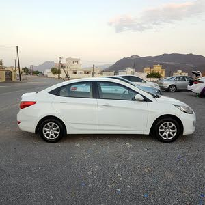 Hyundai Accent car for sale 2014 in Sumail city