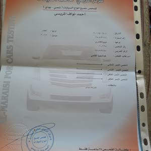 2012 Toyota Camry for sale in Irbid