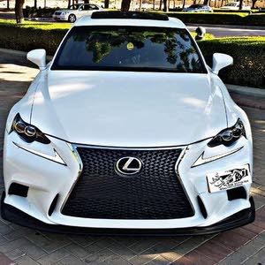 Lexus IS car for sale 2016 in Muscat city