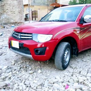 Mitsubishi L200 2011 For sale - Red color