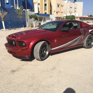 Automatic Red Ford 2008 for sale