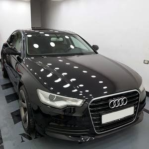 Gasoline Fuel/Power   Audi A6 2013