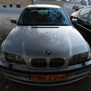 Used condition BMW 318 2001 with 1 - 9,999 km mileage