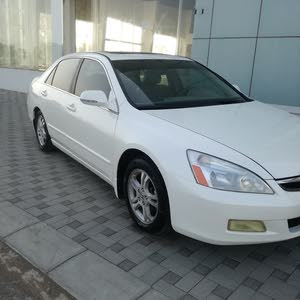 For sale 2006 White Accord