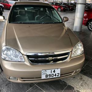 For sale Chevrolet Optra car in Amman