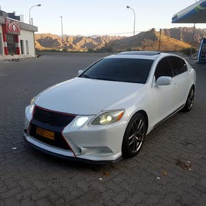 Used condition Lexus GS 2006 with 1 - 9,999 km mileage