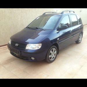Hyundai Matrix car for sale 2007 in Tripoli city