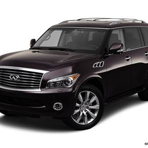 2011 QX56 for sale