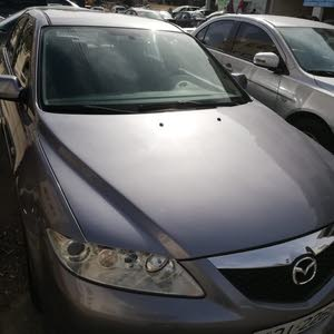 Automatic Grey Mazda 2007 for sale