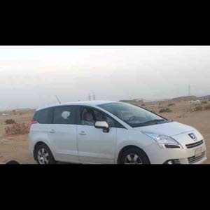 Peugeot 5008 car is available for sale, the car is in Used condition