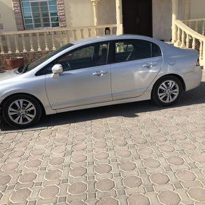 Honda Civic 2007 For sale - Silver color