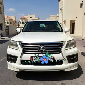 For sale LX 570 2012