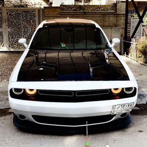 Dodge Challenger car for sale 2015 in Baghdad city