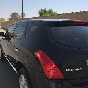 Nissan Murano 2008 For sale - Black color
