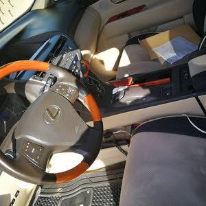 Lexus RX 2011 For sale - Green color