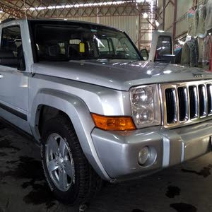 Jeep Commander Used in Najaf