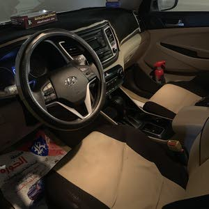 Hyundai Tucson car for sale 2017 in Basra city