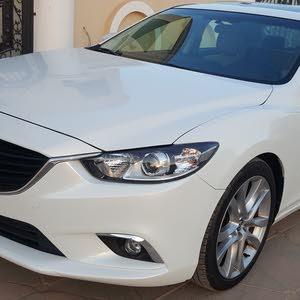 Mazda 6 car for sale 2015 in Seeb city