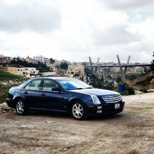 Cadillac STS made in 2006 for sale