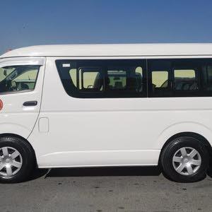 20,000 - 29,999 km Toyota Hiace 2015 for sale
