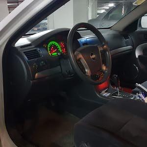 White Chevrolet Epica 2007 for sale