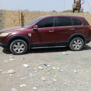 140,000 - 149,999 km Chevrolet Captiva 2008 for sale