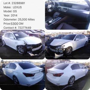 2014 Lexus GS 300