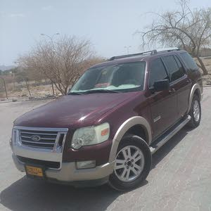 For sale 2007 Red Explorer