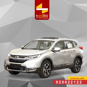 Automatic Silver Honda 2018 for sale