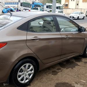 Honadai accent 2012 family used car no any accident