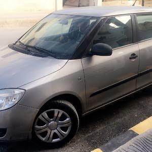 For sale Skoda Fabia car in Amman