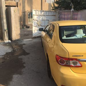 Toyota Corolla Used in Baghdad