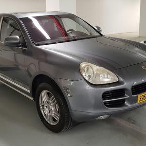 Porsche Cayenne 'S' 4.5 litre V8