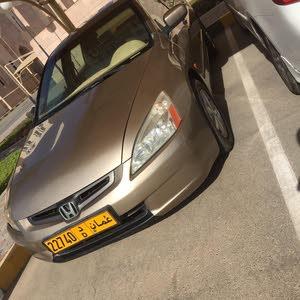 Automatic Honda 2004 for sale - Used - Liwa city