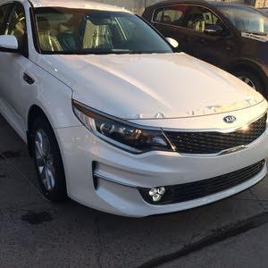 Automatic New Kia Optima