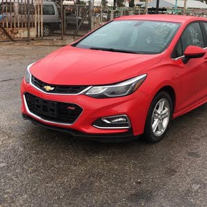 Gasoline Fuel/Power   Chevrolet Cruze 2017