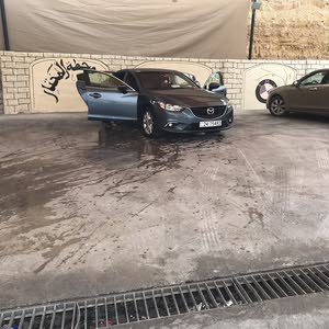 Automatic Mazda 2014 for sale - Used - Amman city