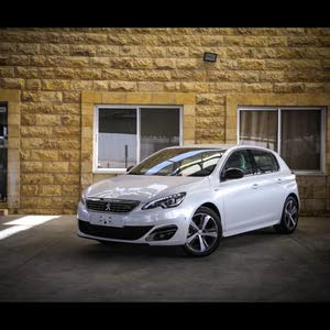 Gasoline Fuel/Power   Peugeot 308 2017