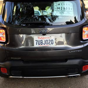 For sale Jeep Renegade car in Baghdad