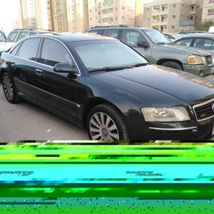 Used condition Audi A8 2006 with 0 km mileage